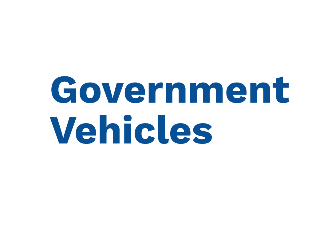 Gov vehicles logo