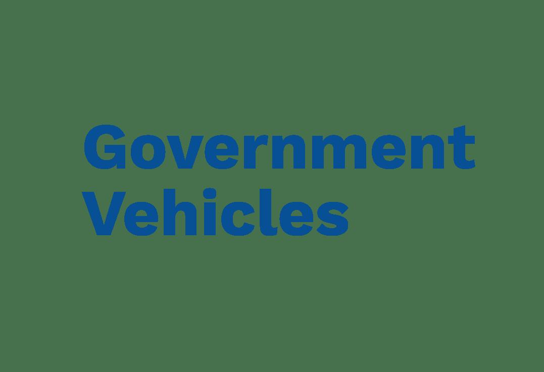 Gov vehicles logo