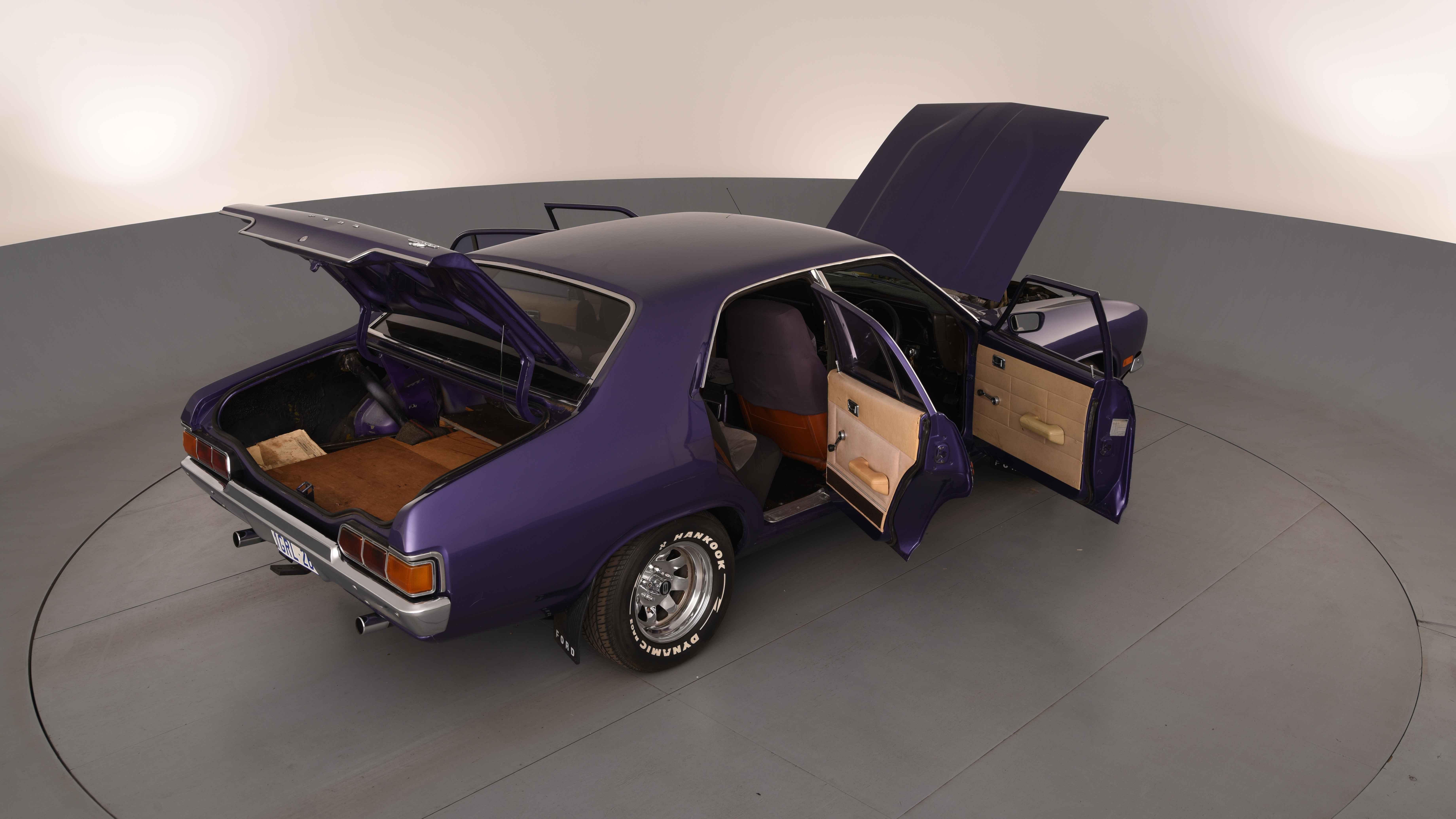 1975 Ford Falcon Pickles