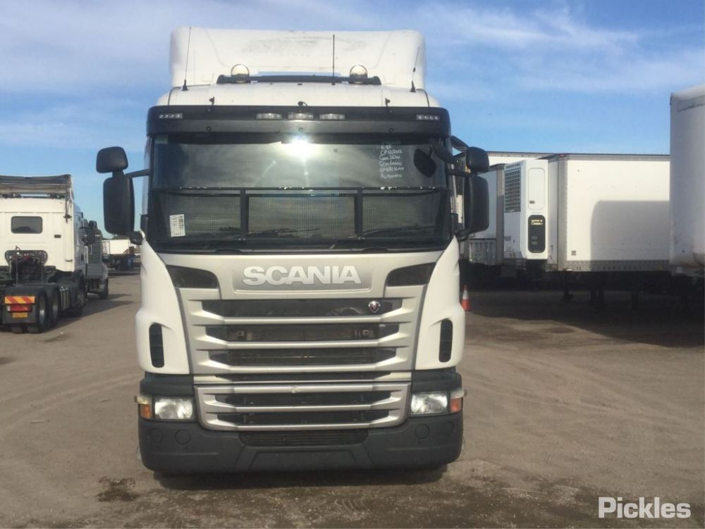 2012 Scania G440 - Pickles