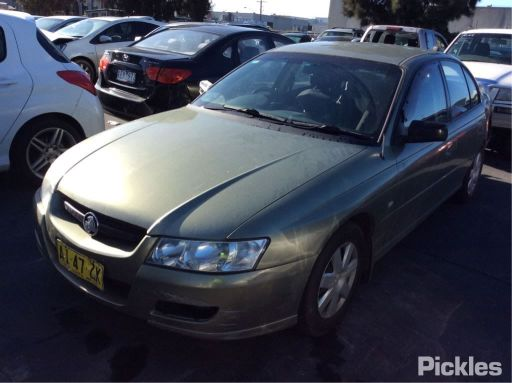 2006 Holden Commodore - Pickles